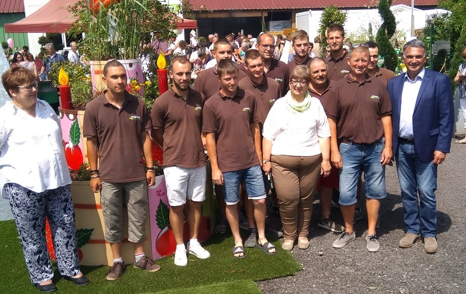 Equipe Saintpaul Espaces Verts